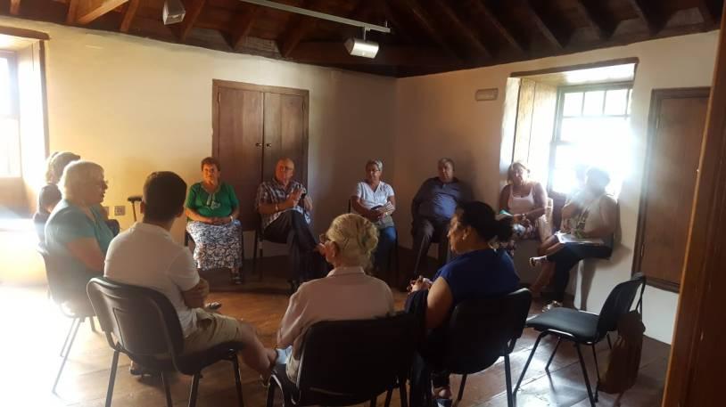 Reunión de catequistas