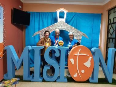 Misión diocesana en Tenerife.