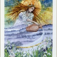 Imbolc, Brighid, and The Awakening