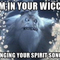 """""""W"""" Is For Warlock"""