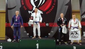 XIII Mistrzostwa Polski w brazylijskim jiu-jitsu - Zuchiak z brązowym medalem