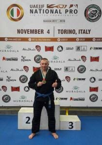 Italy National Pro - Kęska 1 miejsce