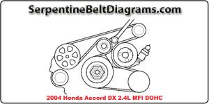 2004 honda accord engine diagram