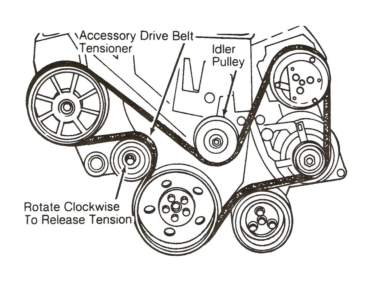 2007 2010 Nissan Altima 3 5l Serpentine Belt Diagram on 2002 chevy s10 fan belt diagram