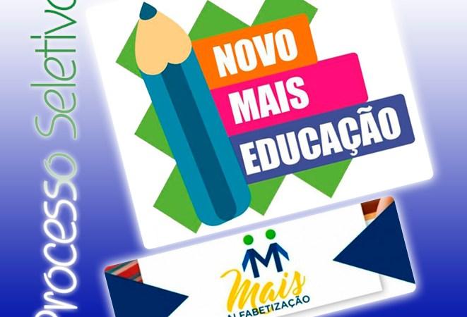 Secretária Municipal de Educação de Serra do Ramalho publica Editais para Seleção do Mais Alfabetização e do Novo Mais Educação 2018