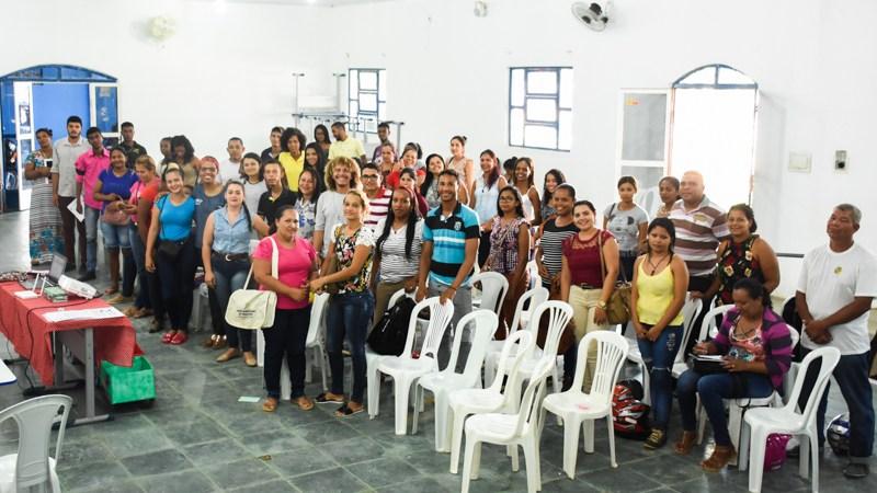 Secretária Municipal de Educação realizou a formação para atualização dos Mediadores e Facilitadores do Programa Mais Educação