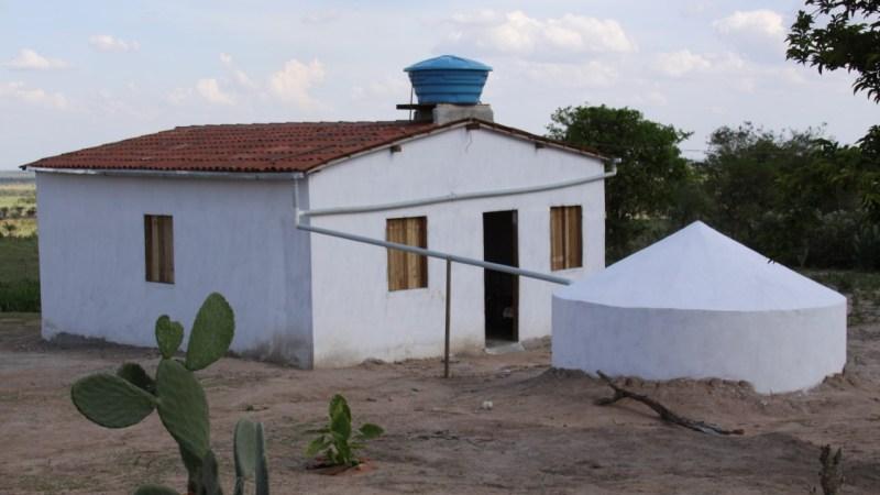 Comunidades quilombolas do Oeste Baiano serão beneficiados com 360 cisternas