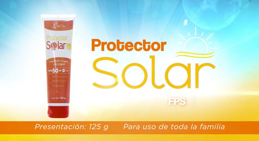 Protector Solar Vid