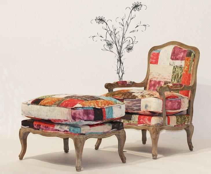 Mueble auxiliar reformas y decoraci n de interiores en le n - Tapizar butaca precio ...