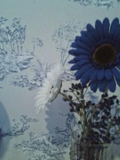 Tonos azules para el dormitorio