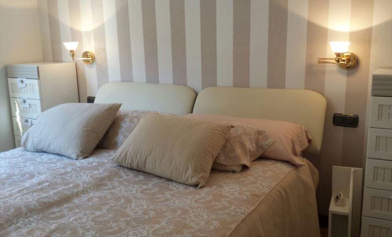 Redecorando el dormitorio : Cambio de tonos