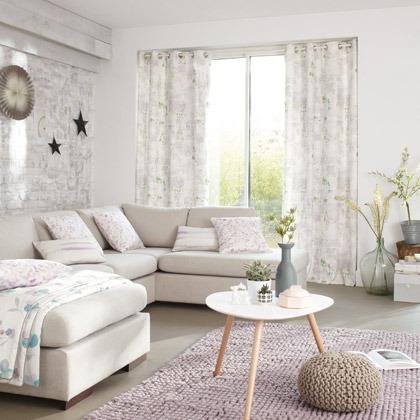 Telas para cojines y cortinas Caselio
