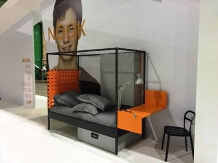 Feria del mueble Cama Nook JJP dormitorio juvenil