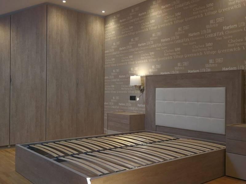 Amueblar la buhardilla a medida reformas y decoraci n de - Papeles pintados para habitaciones ...