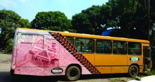Vendo ônibus Ford 1995