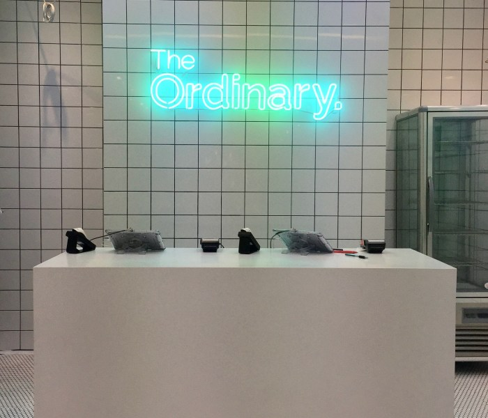 The Ordinary. 品牌介紹