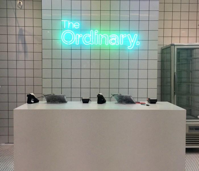 The Ordinary. 品牌介紹