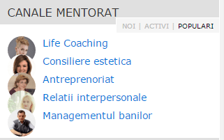 canale mentorat chic elite