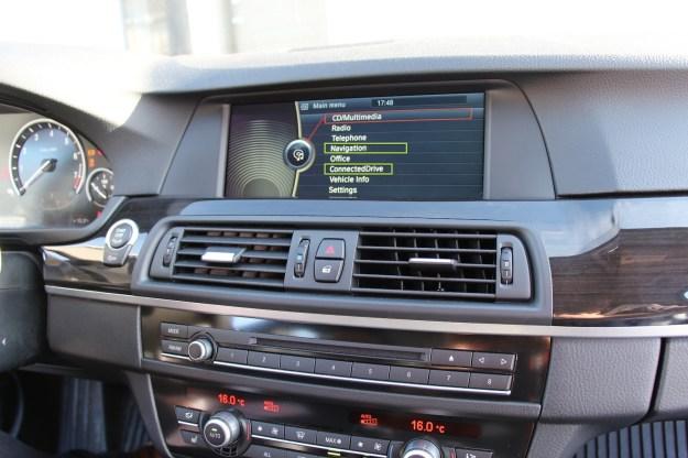 navigatie auto bmw