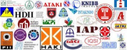 Asosiasi penerbit Sertifikat keterampilan TS 056 Mandor Pemasangan Rangka Atap Baja Ringan