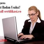 Biro Jasa Pengurusan SBU Tangerang Professional
