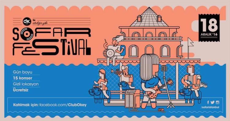 Sofar Festival Konser Biletleri
