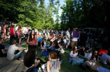 Chill-Out Festival İstanbul'un Programı Yayınlandı