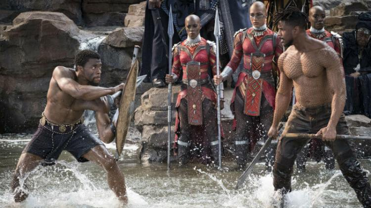 Marvel Black Panther Fragman