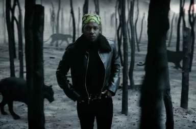 Kendrick Lamar'ın Hazırladığı Black Panther Soundtrack'i Yayında