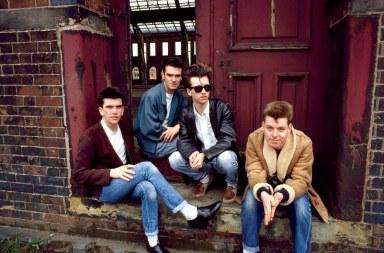 The Smiths Çizgi Romanı Geliyor