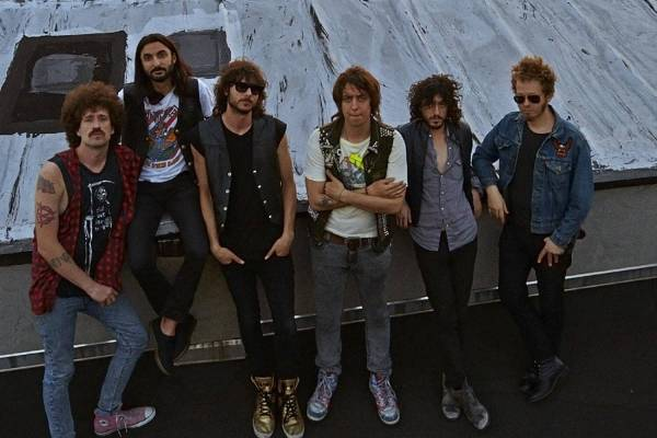 Julian Casablancas The Voidz Band