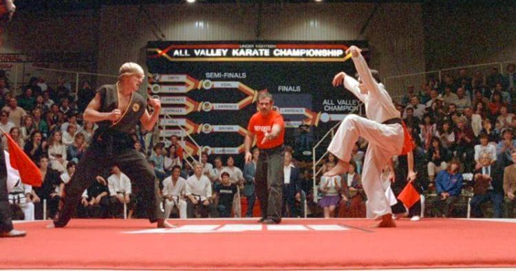 Karate Kid Photos