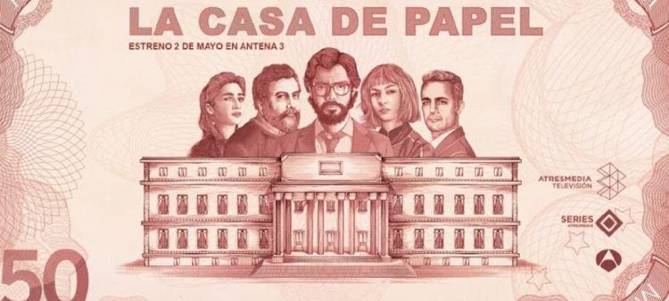 La Casa De Papel Season 2 - Money Heist