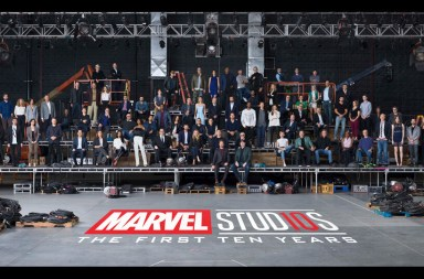 Marvel'ın Bol Süper Kahramanlı 10. Yıl Fotoğraf Çekimi Etkinliği