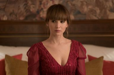 Jennifer Lawrence'in Red Sparrow Filminden Yeni Fragman