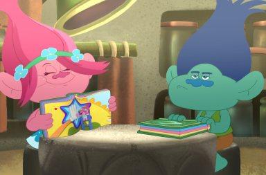 Netflix Animasyonu Trolls'un 2. Sezon Fragmanı Geldi