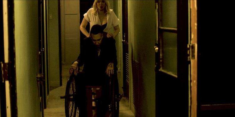 Marilyn Manson, Courtney Love, Tattooed in Reverse