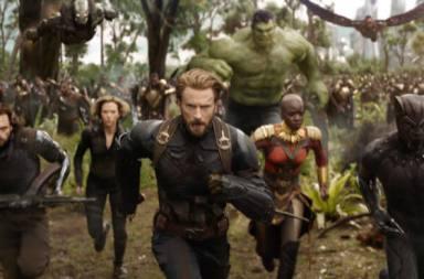Avengers: Infinity War'dan Sona Doğru Yeni Fragman