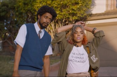 Westworld ve Atlanta Kadrolu Sorry To Bother You'dan İlk Fragman