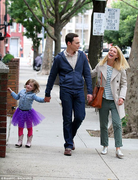 Jim Parsons, Claire Danes, A Kid Like Jake