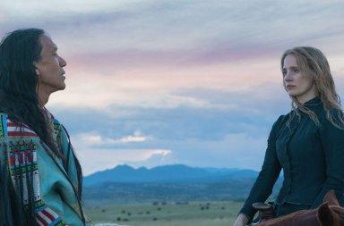 "Jessica Chastain'li ""Woman Walks Ahead""ten İlk Fragman Paylaşıldı"