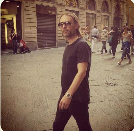 Thom Yorke Yeni Şarkısı The Axe