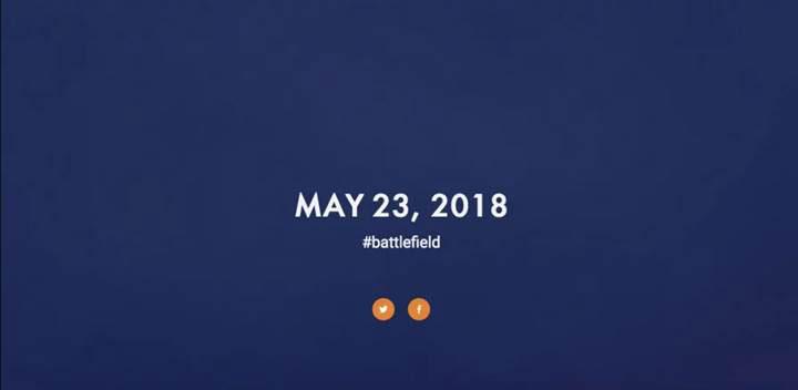 Battlefield 5 Tanıtım Tarihi