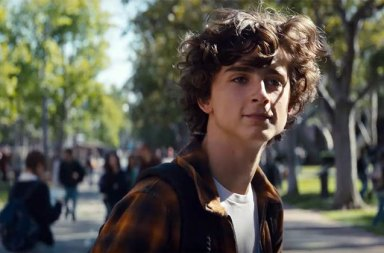 Timothée Chalamet Yeni Filmi Beautiful Boy'dan İlk Teaser