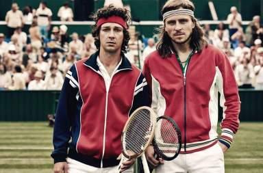 Tenisin En Büyük Rekabetlerinden Borg vs. McEnroe Filminden Fragman