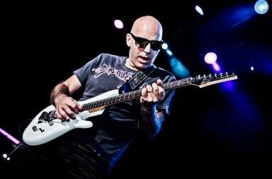 Joe Satriani 27 Temmuz'da Yeniden İstanbul'da