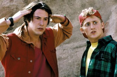 Keanu Reeves ve Alex Winter Bill & Ted 3 ile Geri Dönüyor
