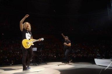 Metallica'dan ABBA Şarkısı 'Dancing Queen' Yorumu