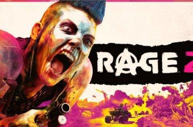 Doom Yapımcıları Bathesda Oyunu Rage 2'den Oynanış Videosu ve Fragman