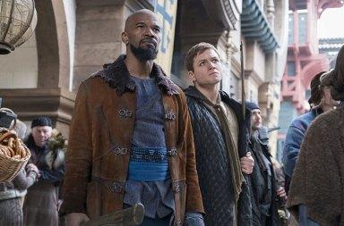 Durmak Bilmeyen Aksiyonuyla Robin Hood Filminden İlk Fragman!